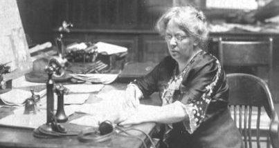Minnie Reynolds DWPC Founder