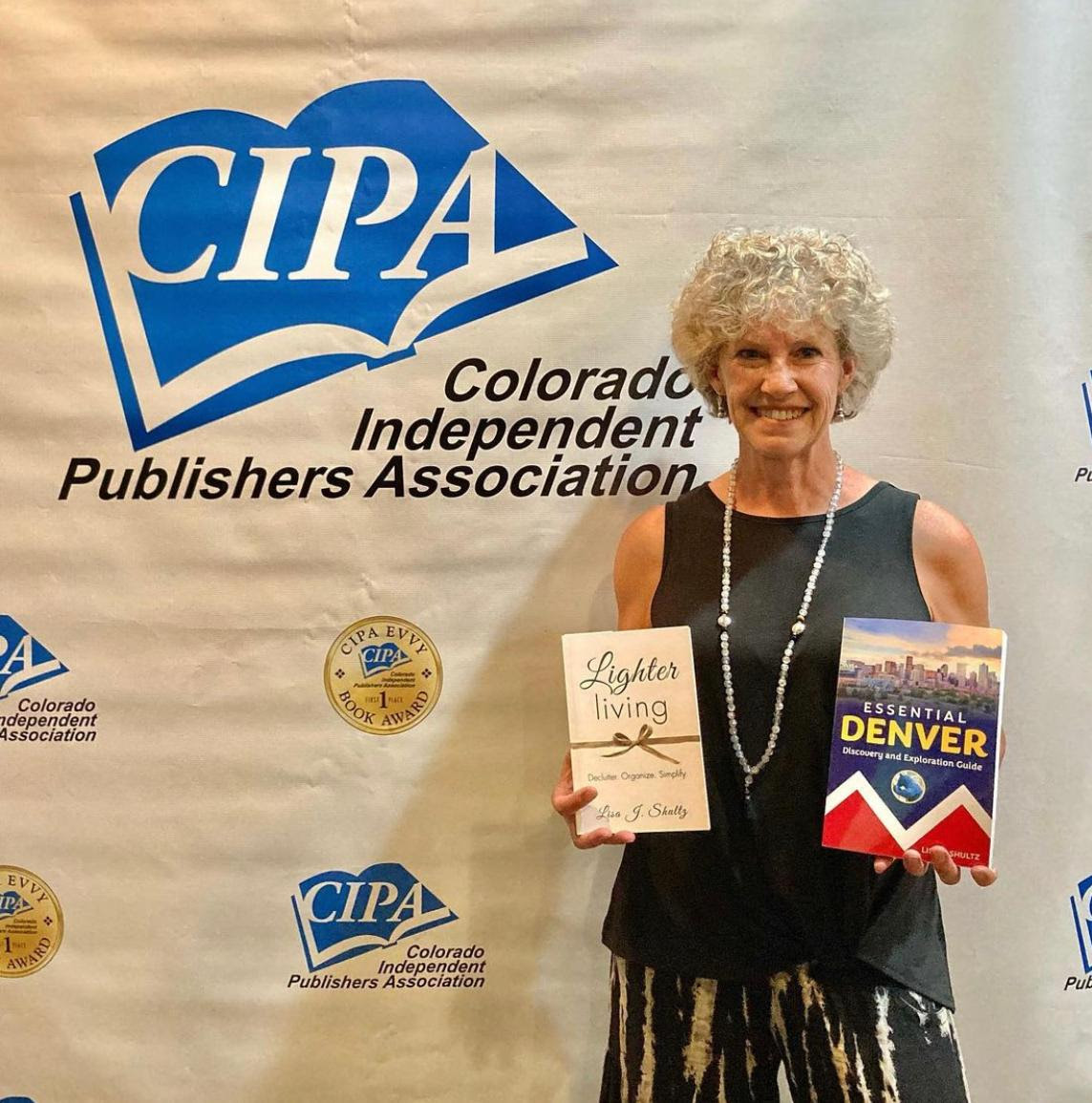 Read more about the article Lisa J. Shultz Wins Two Book Awards